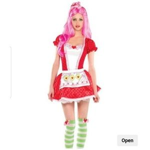 Strawberry Shortcake costume size small